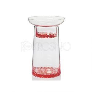 Komplet wazon ze świecznikiem
