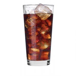 Wysokie szklanki do napojów Pure 350 ml