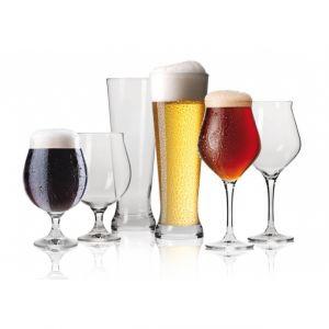 Zestaw konesera piwa Brewery (6 el.)