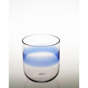 Szklanki z kobaltową aplikacją 340 ml