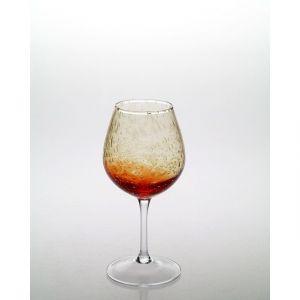 Kieliszki do wina z pienionego szkła 250 ml