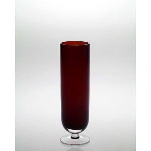 Rubinowe kieliszki do szampana 220 ml