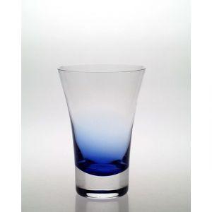 Kobaltowe szklanki do napojów 340 ml