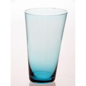 Szklanki w kolorze lazur 450 ml