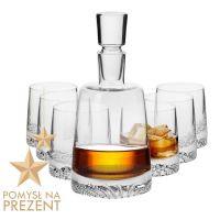 Komplet do whisky Fjord (7 el.)