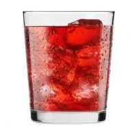Niskie szklanki do napojów Pure
