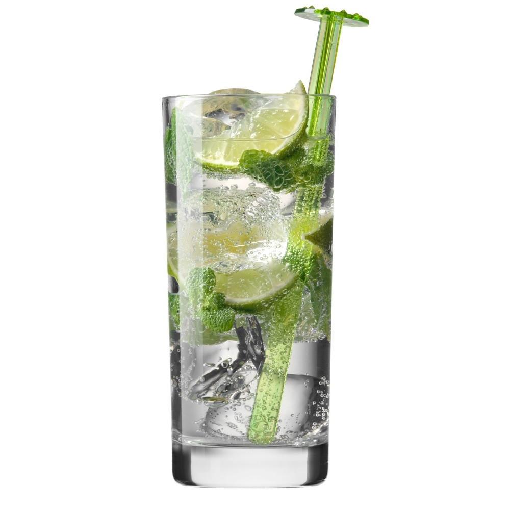 Dekorowanie drinków owocami