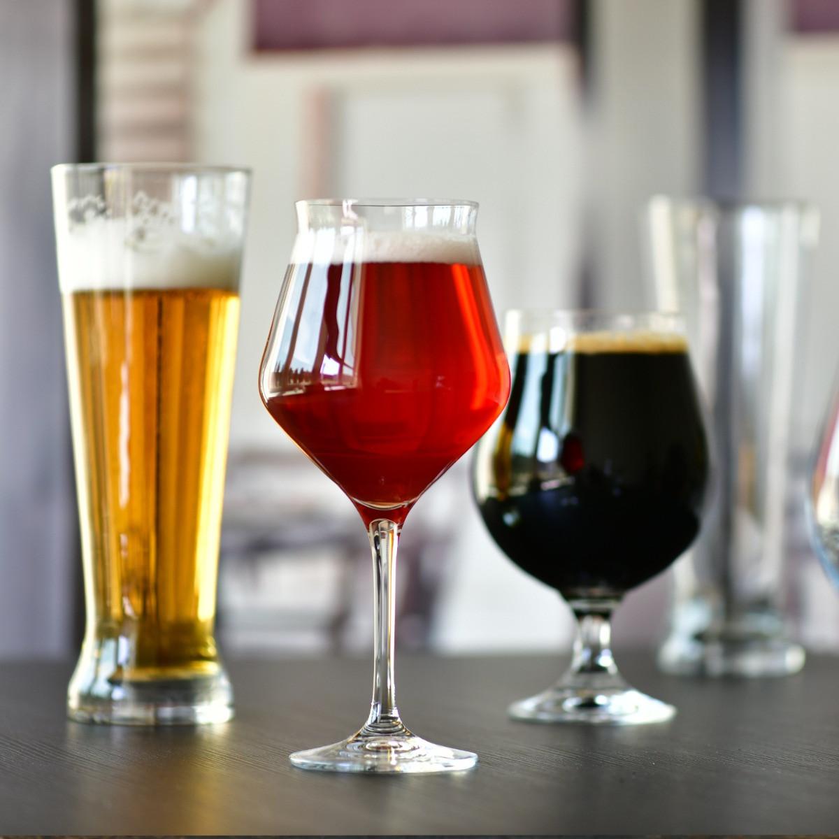 Komplet konesera piwa Brewery KROSNO - pomysł na prezent na Dzień Ojca dla taty