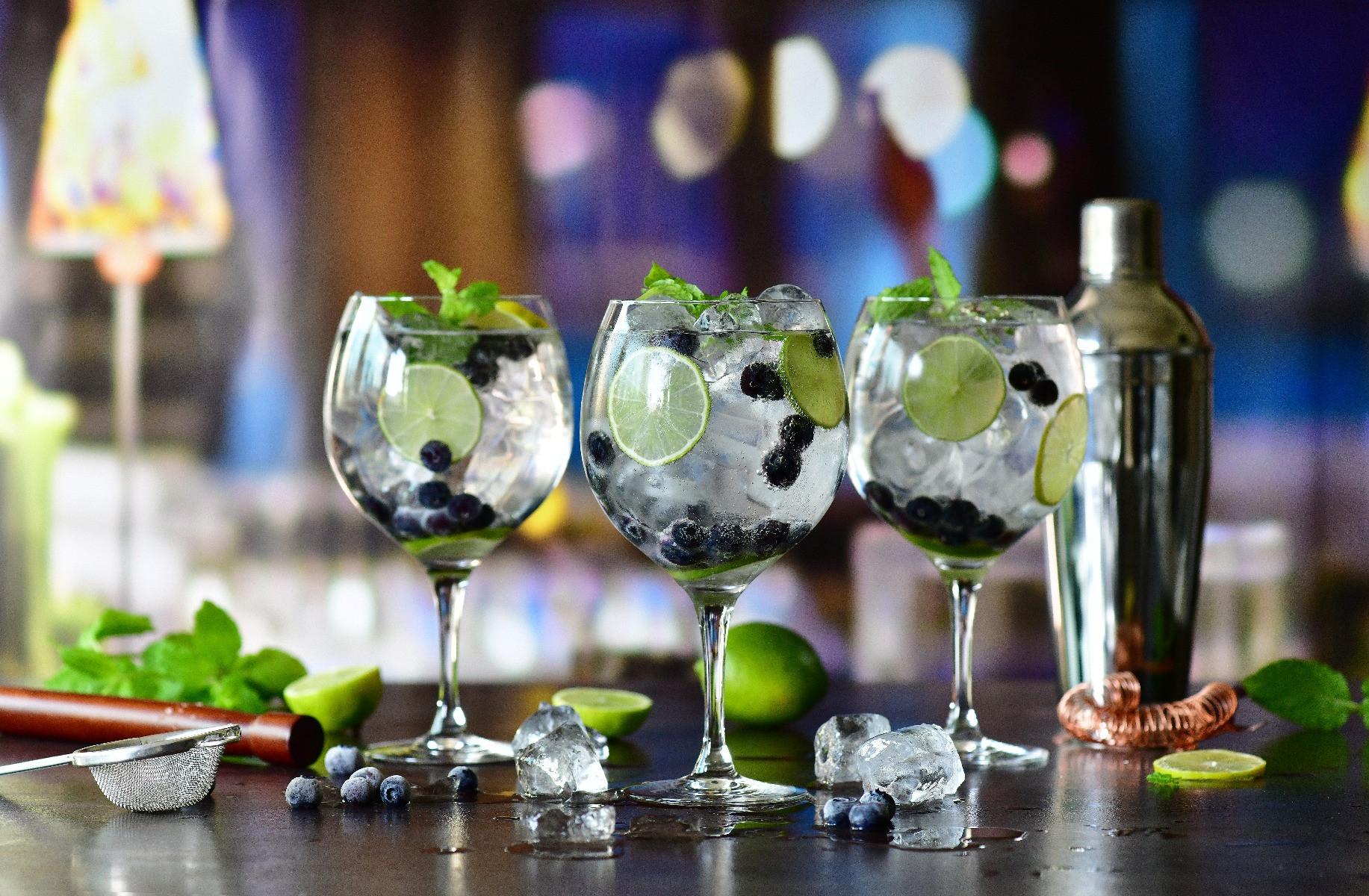 Kieliszki Gin&Tonic Harmony KROSNO 700 ml