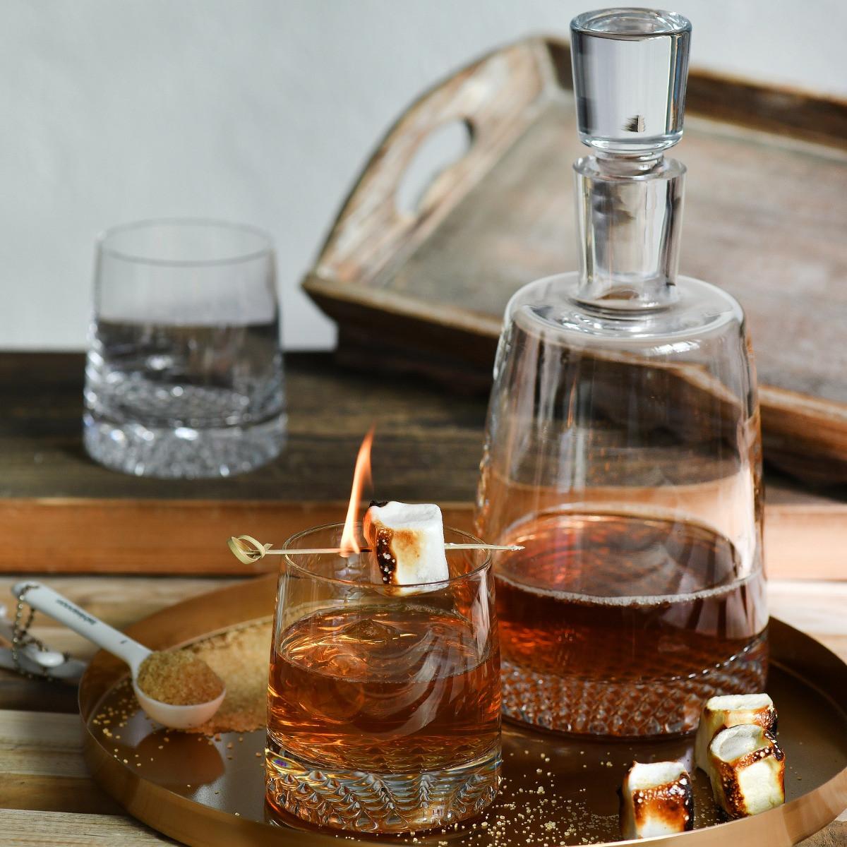 Szklanki do whisky Fjord KROSNO - pomysł na prezent dla taty