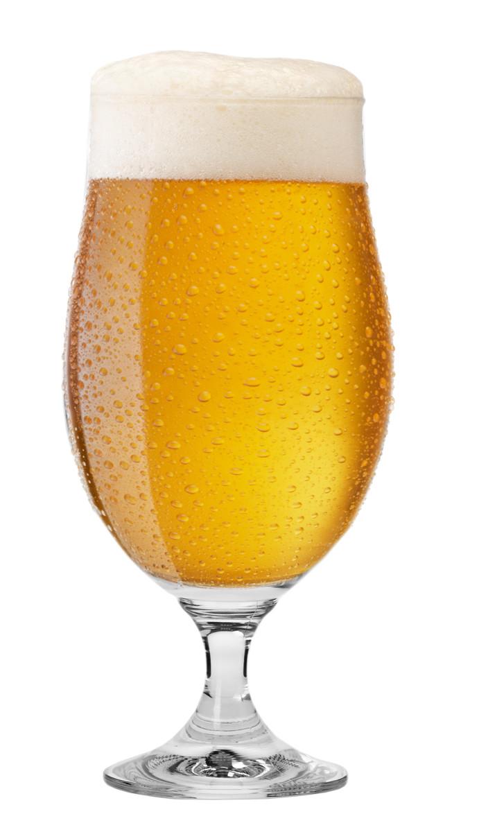 Pokal - kieliszek do piwa lager Harmony KROSNO