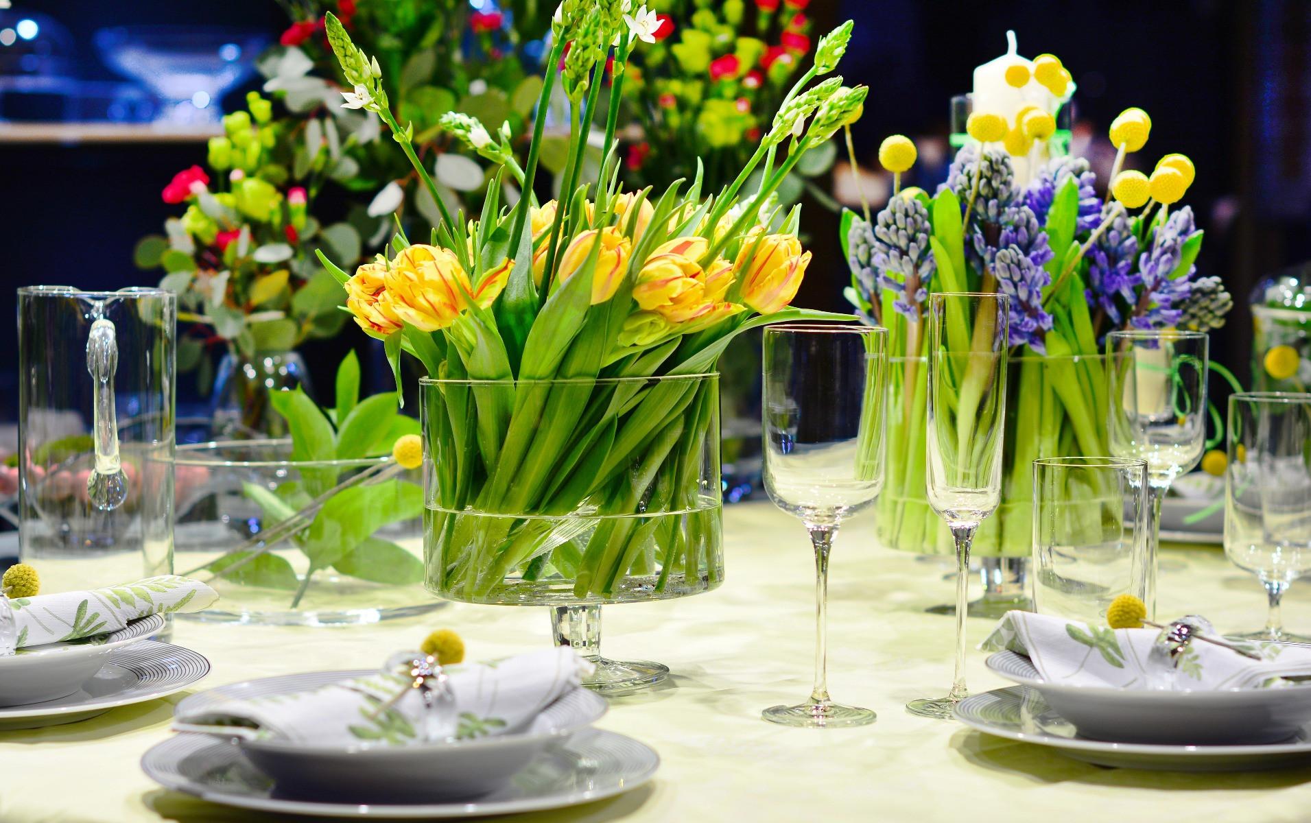 Kolekcja szkła Glamour KROSNO na Wielkanoc