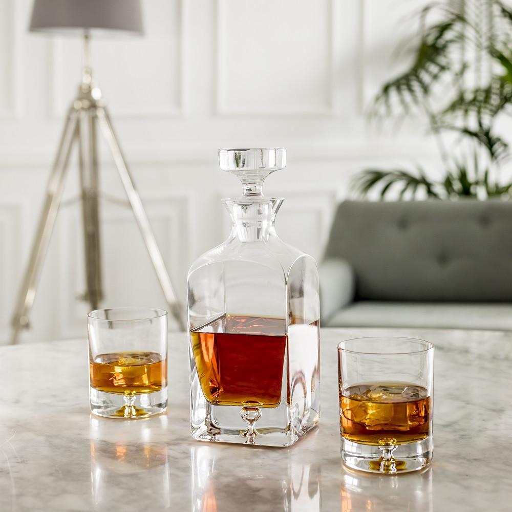 Kolekcja szkła do whisky Legend KROSNO