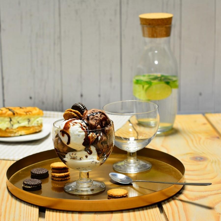 Pucharki do deserów i lodów Tasting KROSNO