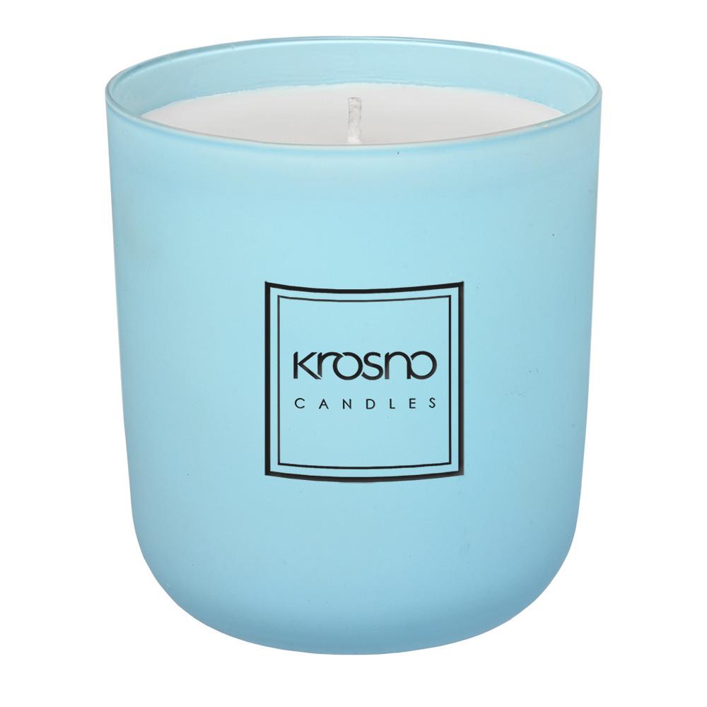 Świeca zapachowa Glamour PANNA COTTA; KROSNO Candles