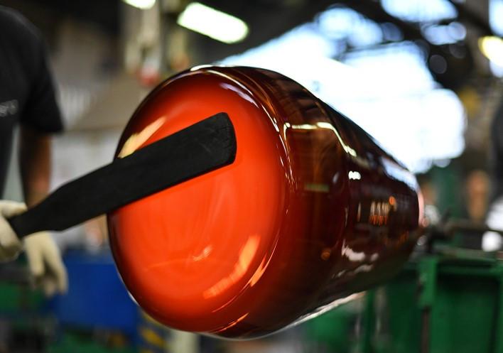 Tajemnica wartości - ręcznie formowane szkło Handmade marki KROSNO